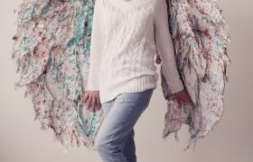 Авторский проект Кристины Деменской «Зимняя сказка». Урок 5. «Добрый ангел».