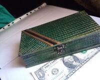 Зелёная купюрница