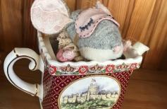 Безумное чаепитие: Мышка Соня