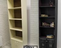 Перекраска и декор мебели из ЛДСП