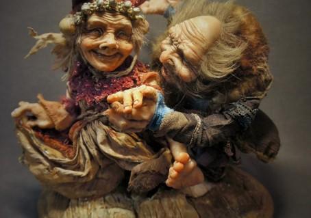 История куклы \