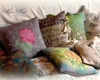 Создание декоративных подушек