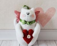 Влюбленный Кот Тильда