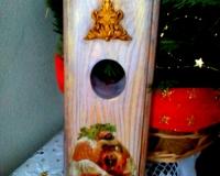 Подставка для винной бутылки