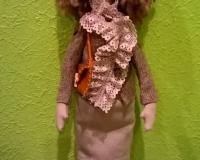 Кукла Олюшка