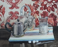 Натюрморт чайный