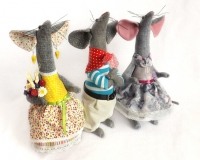 Мышки-лапушки