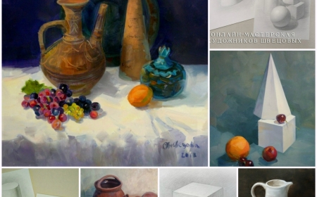Авторский курс по живописи \