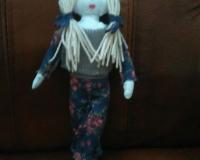 мои первые куклы